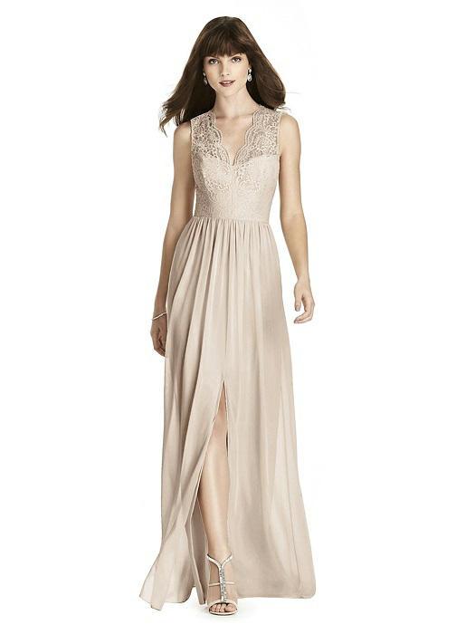 eefc9d84801c3 After Six Bridesmaid Dress 6774 - Lux Chiffon