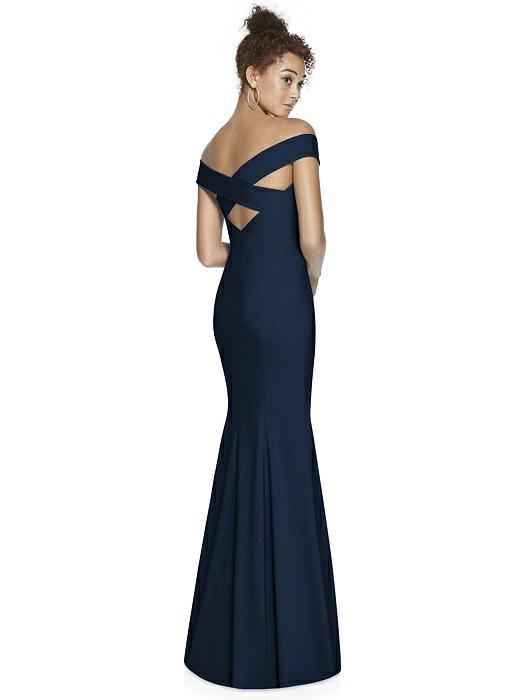 e804155af26 Dessy Bridesmaid Dress 3012 - Crepe