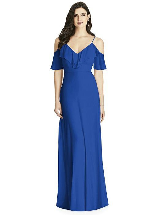8c2e9c4d69 Dessy Bridesmaid Dress 3020 - Lux Chiffon