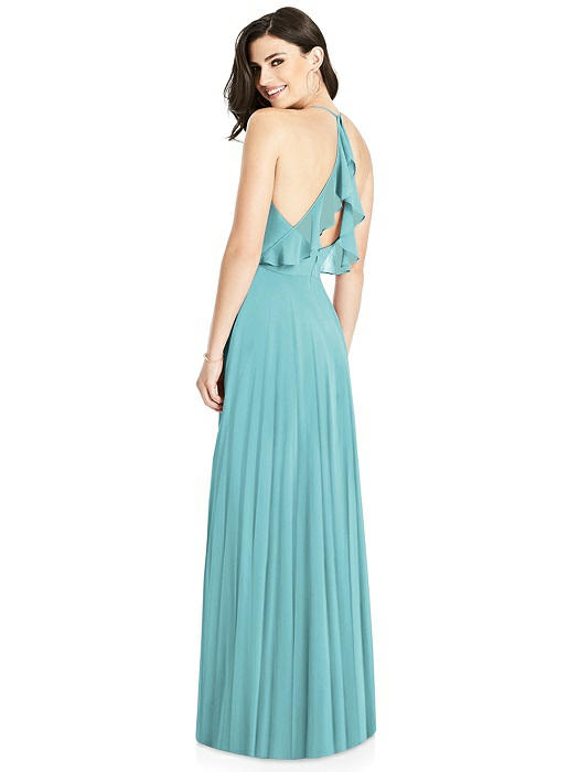 e531b36e184 Dessy Bridesmaid Dress 3021 - Lux Chiffon