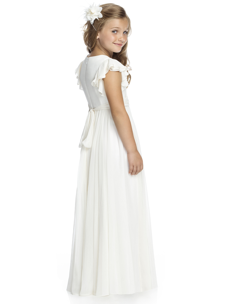 a57bfbf51ee Dessy Flowergirl Dresses - Dessy Flower Girl Dress FL4038
