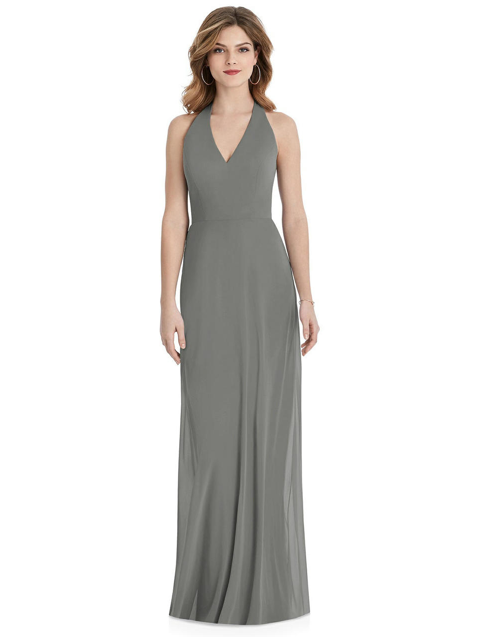 0648bd164f5 After Six Bridesmaid style 1516 - Lux Chiffon - Curated By Wedding ...