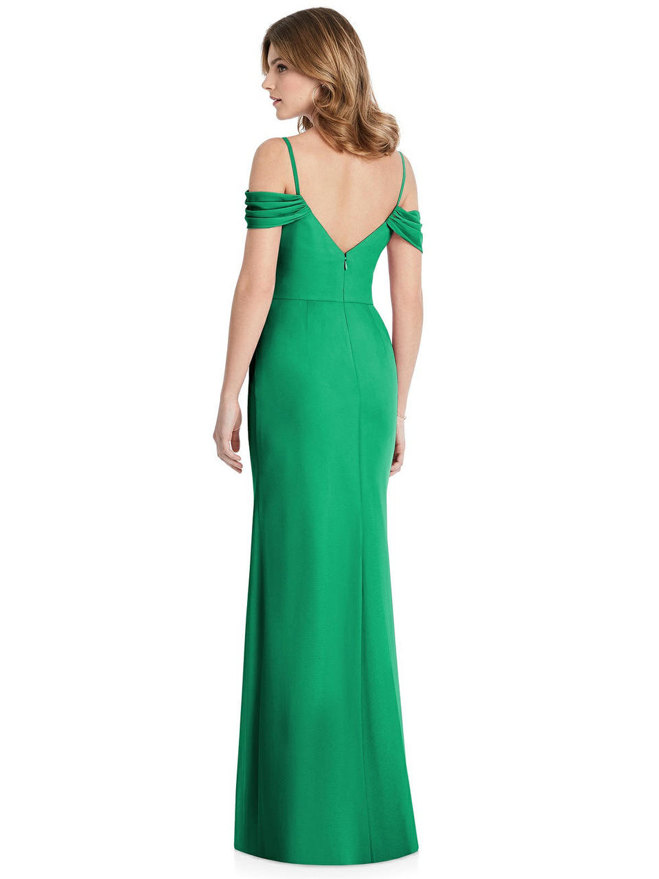 c3720bd5975 After Six Bridesmaid style 1517 - Lux Chiffon - Curated By Wedding ...