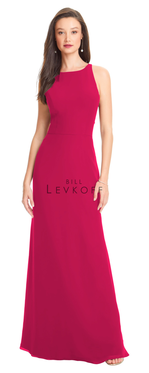 cb4b0c84d9acf Designer Bill Levkoff Bridesmaid Dress Style 1563 - Chiffon