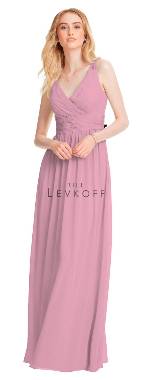 9edfc8e0d50 Designer Bill Levkoff Bridesmaid Dress Style 1553 - Chiffon