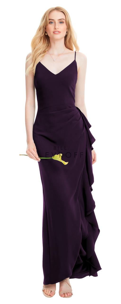 196b6d3da8542 Designer Bill Levkoff Bridesmaid Dress Style 1560 - Hamlet Crepe
