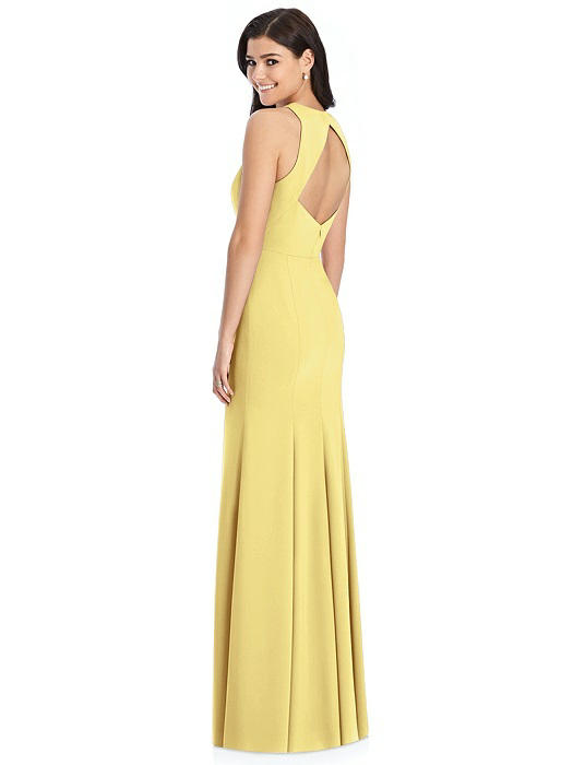 dc0ff857d8 Dessy Bridesmaid Dress 3029 - Crepe