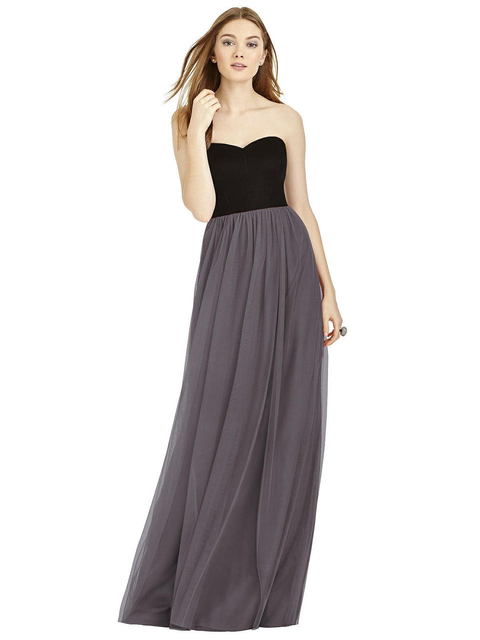 8fcd23b6a4b Studio Design Shimmer Bridesmaid Dress 4506. Tap to expand