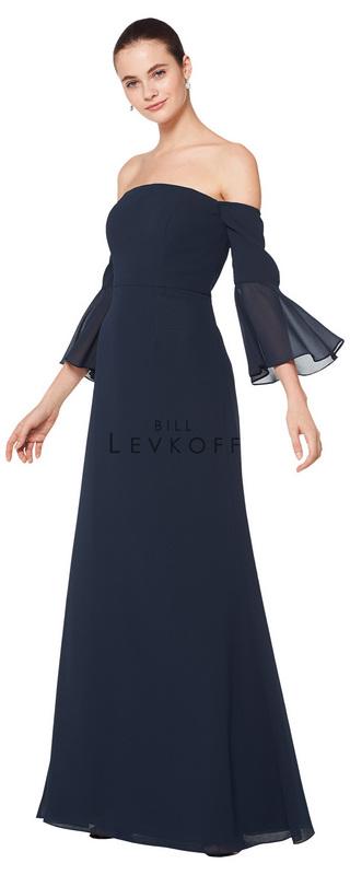 8f9aca75f4c Designer Bill Levkoff Bridesmaid Dress Style 1604 - Chiffon
