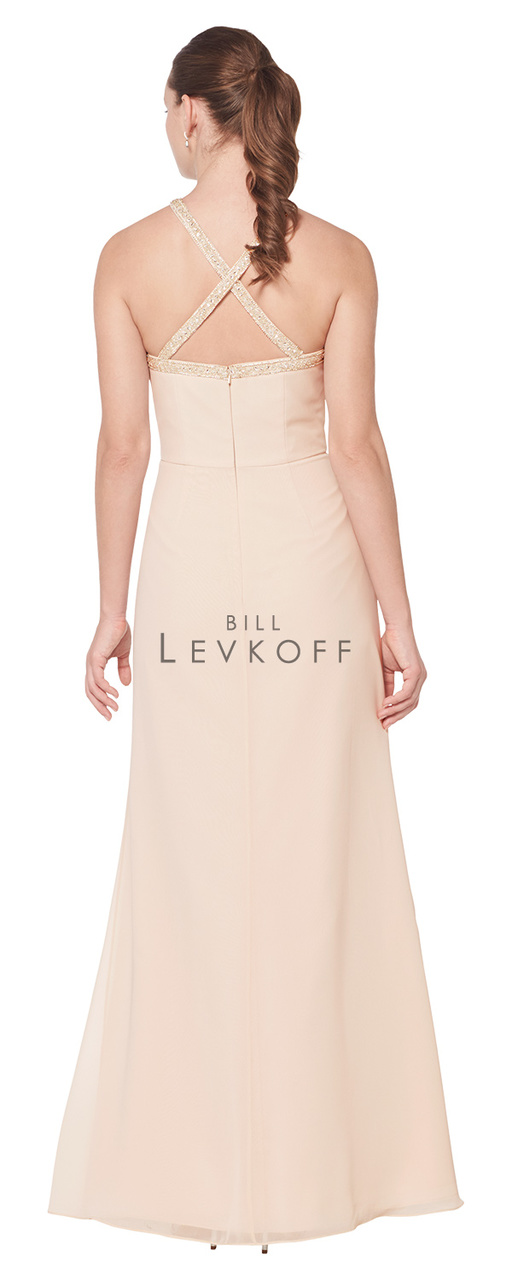 ddbc7a5f0d6 Designer Bill Levkoff Bridesmaid Dress Style 1605 - Chiffon