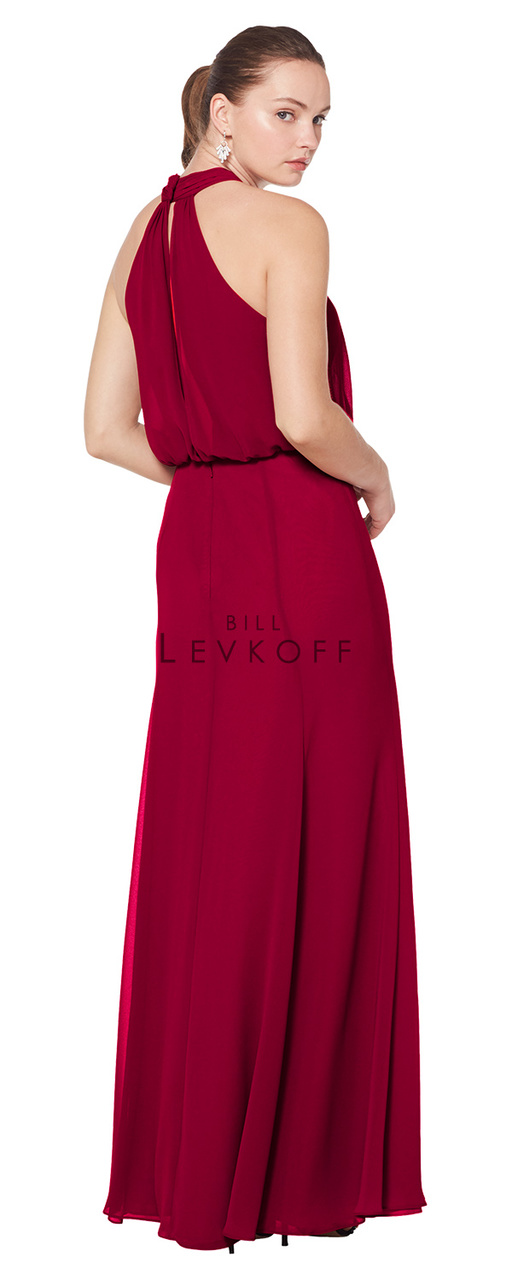 3cbc0b221516 Designer Bill Levkoff Bridesmaid Dress Style 1607 - Chiffon