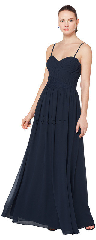 bdb35ae8150 Designer Bill Levkoff Bridesmaid Dress Style 1609 - Chiffon