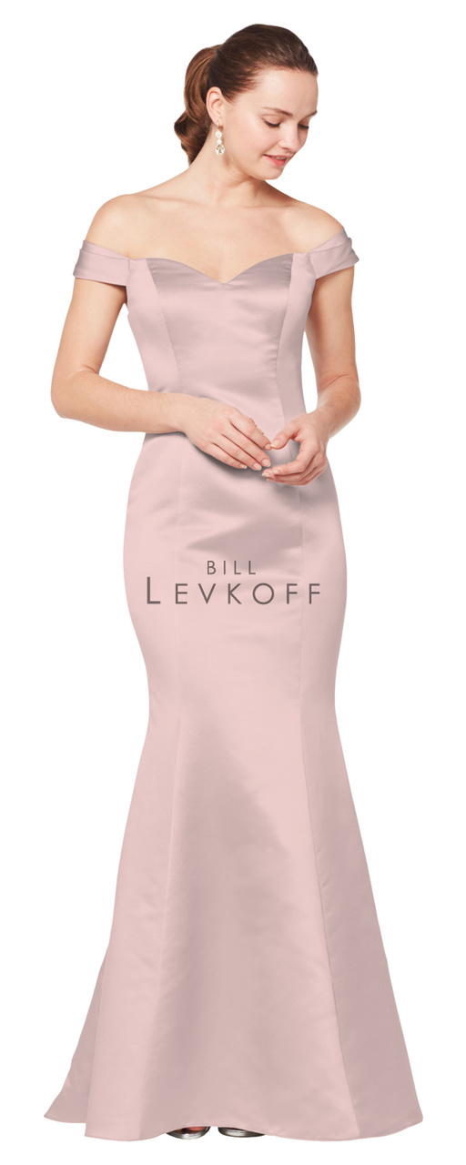 c3d8d5aef6 Bill Levkoff Bridesmaid Dress Style 1616 - European Satin
