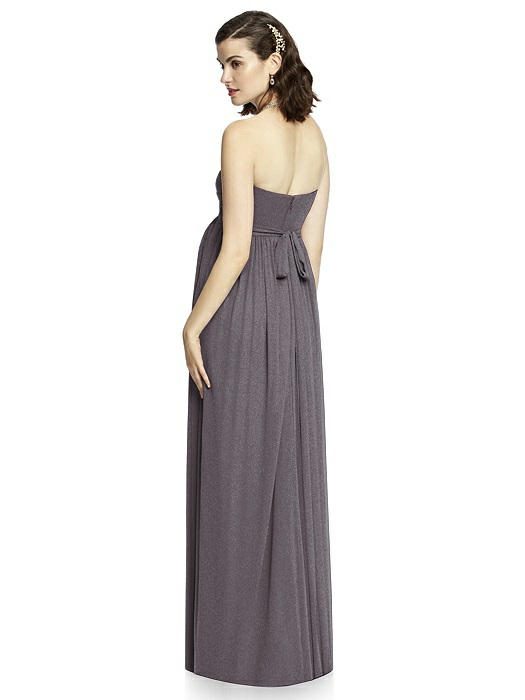 605141688c6 Dessy Shimmer Maternity Bridesmaid Dress M426LS - Lux Shimmer. ‹ ›
