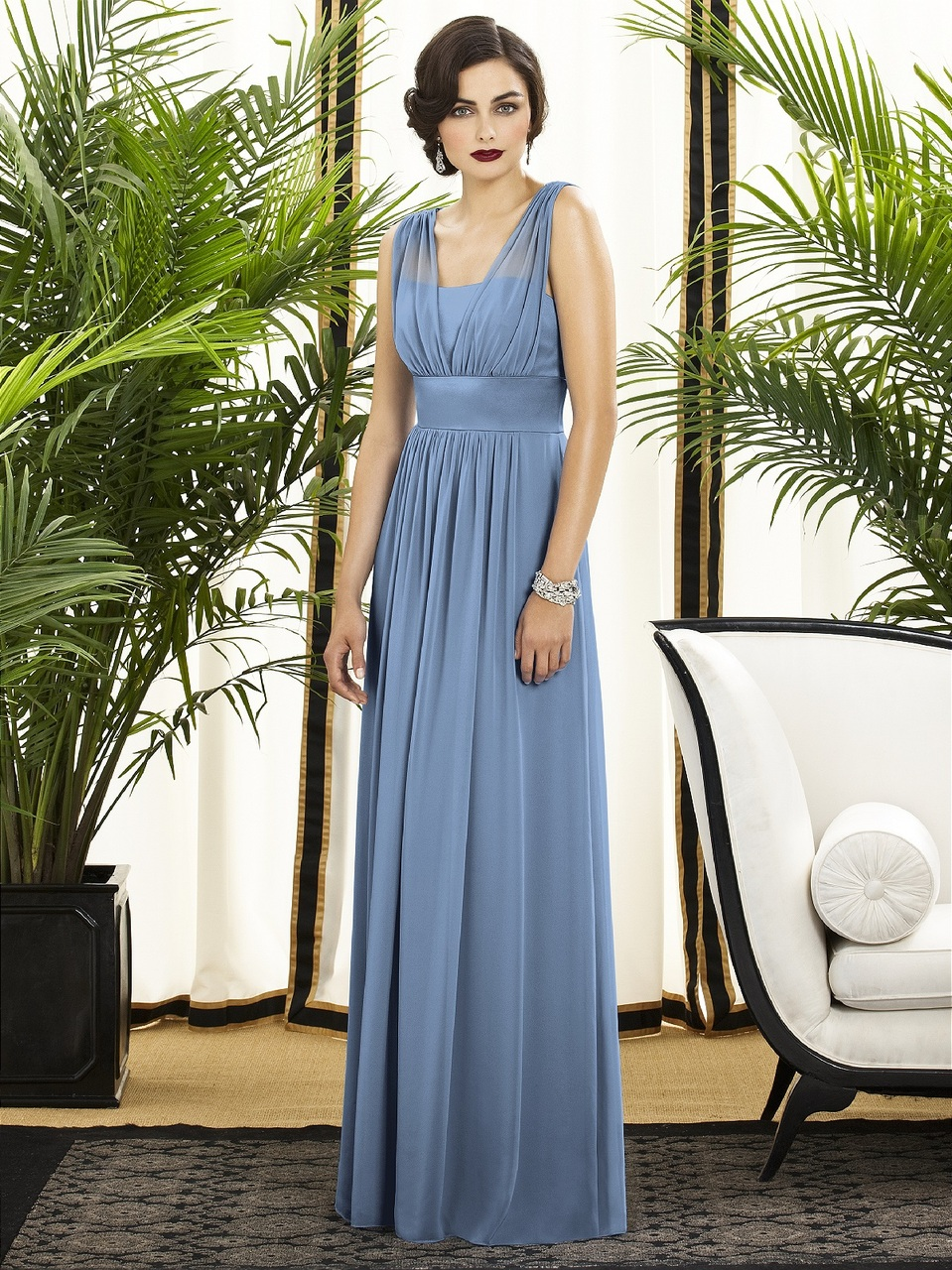 5c9ddb1dd170 After Six Bridesmaid Dress 6646 - Aztec Stone and Reclamations