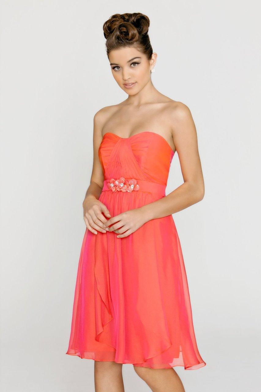 afc2cfd5ec1 Alexia Designs Bridesmaids Style 4158 - Chiffon · Alexia Designs Floor  Length ...