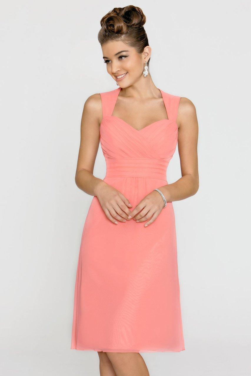 a7bfbcc5e7e Alexia Designs Floor Length - Dress -4148 - Bella Chiffon with ...