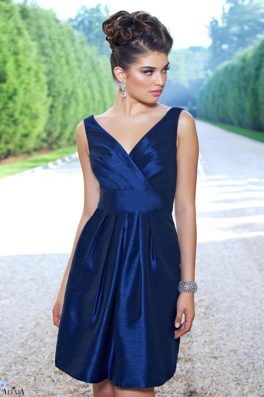 85a8e67b3fb Alexia Designs Floor Length - Dress -128L - Poly Shantung floor length