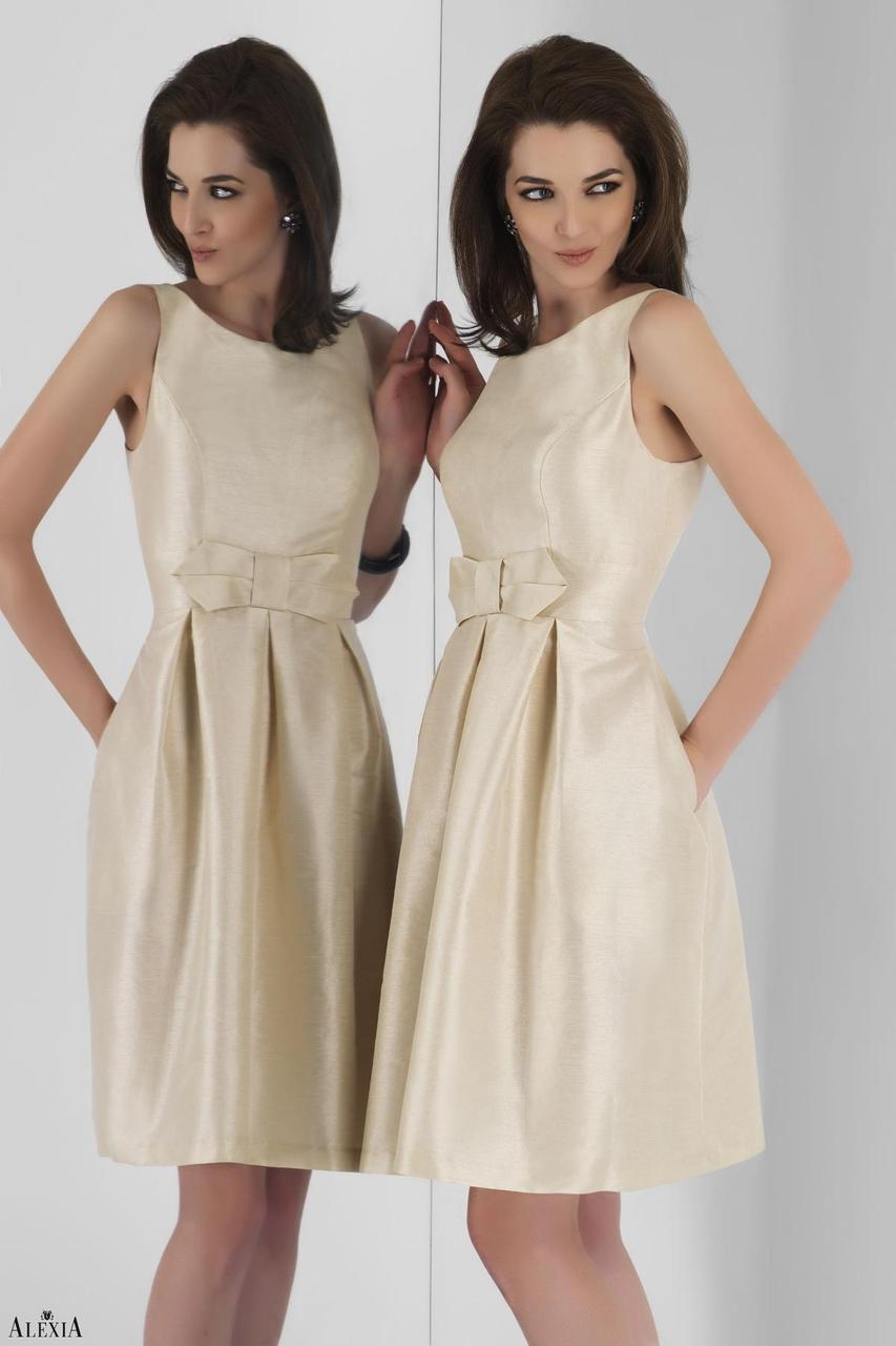 248f6e61528 Alexia Designs Bridesmaids Style 4112 - Poly Shantung. ‹ ›