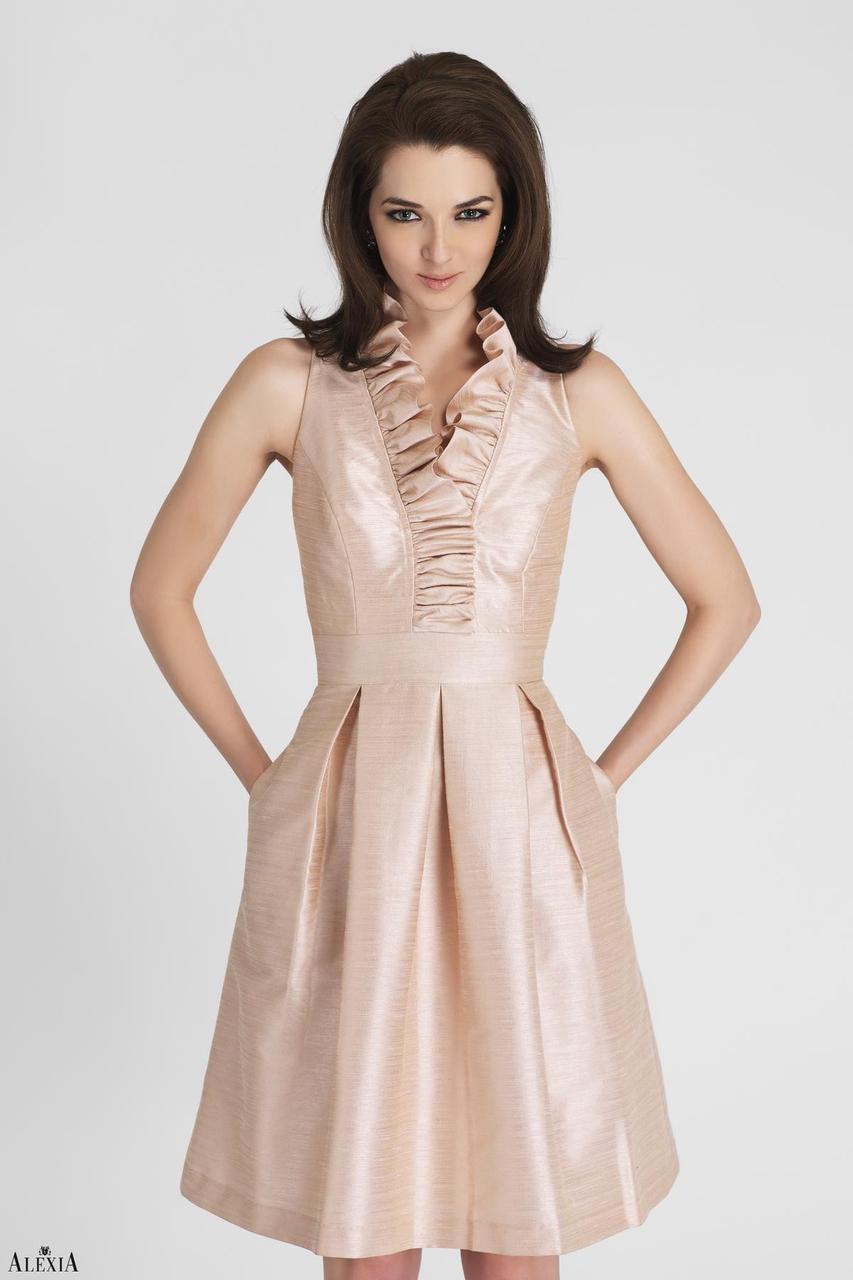 b1159cdf3a1 Alexia Designs Floor Length - Dress -110L - Poly Shantung