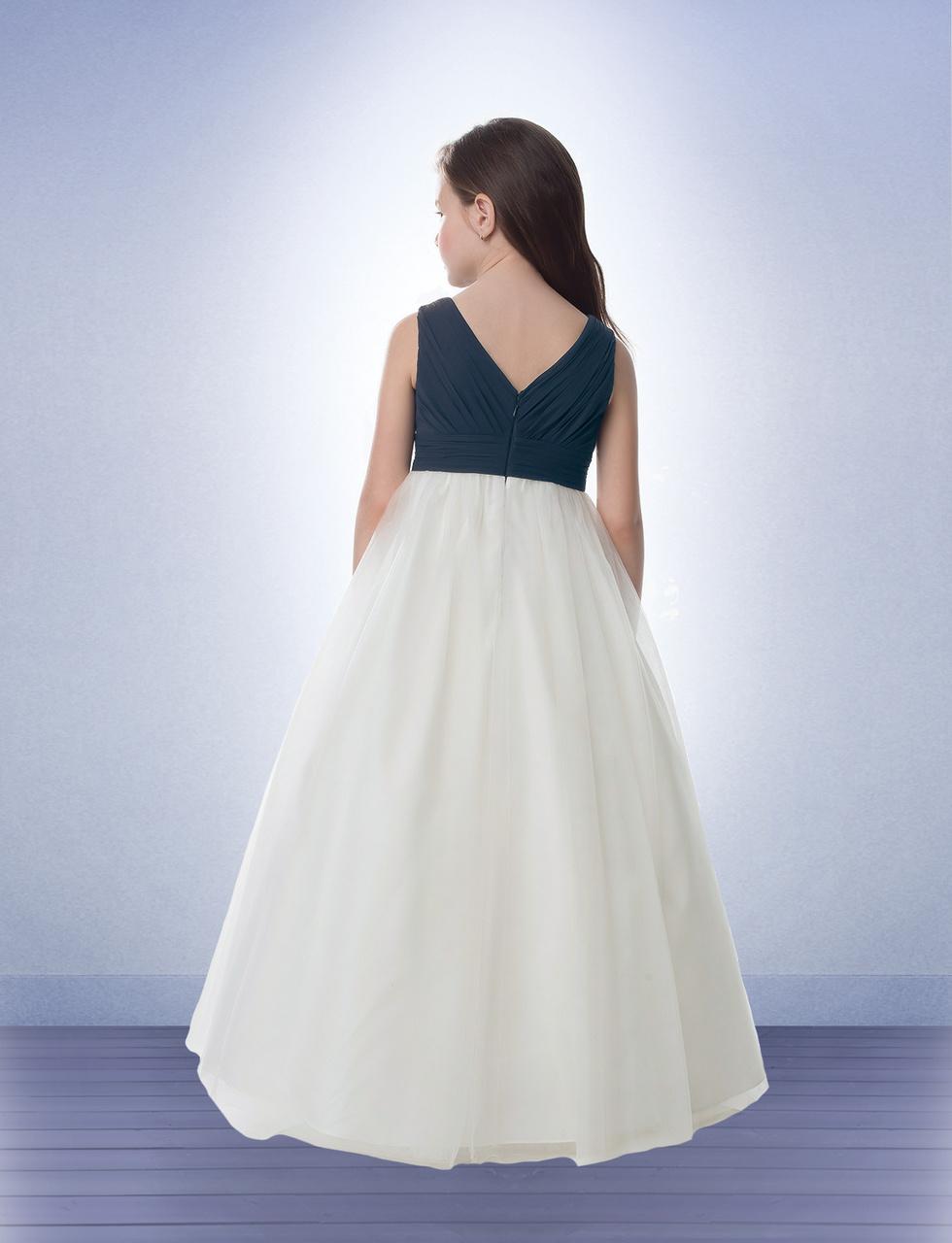 de9a2e1617e Bill Levkoff Flower Girl Dress Style 15401. ‹ ›