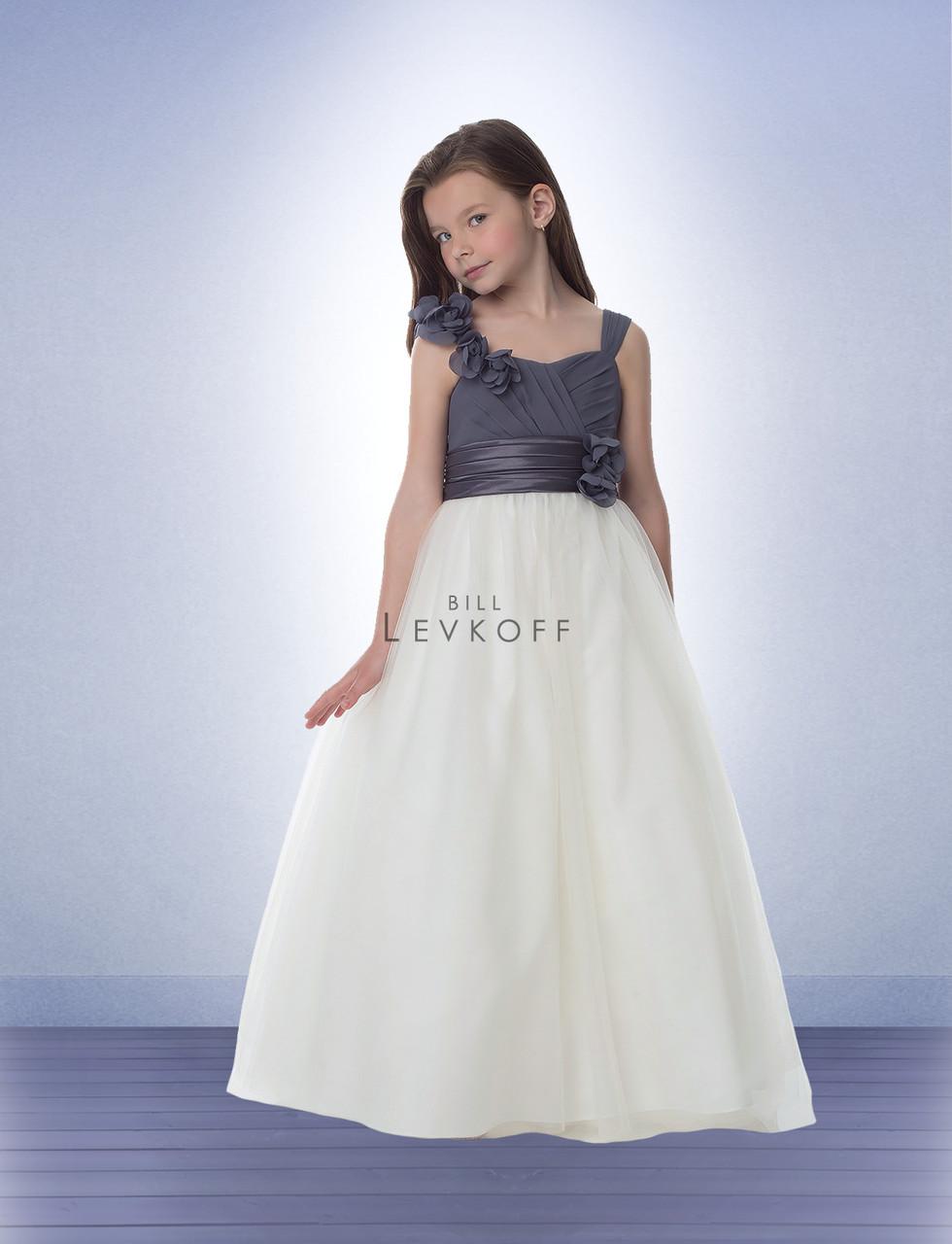 f7c5c361b Bill Levkoff Flower Girl Dress Style 33401 - Chiffon