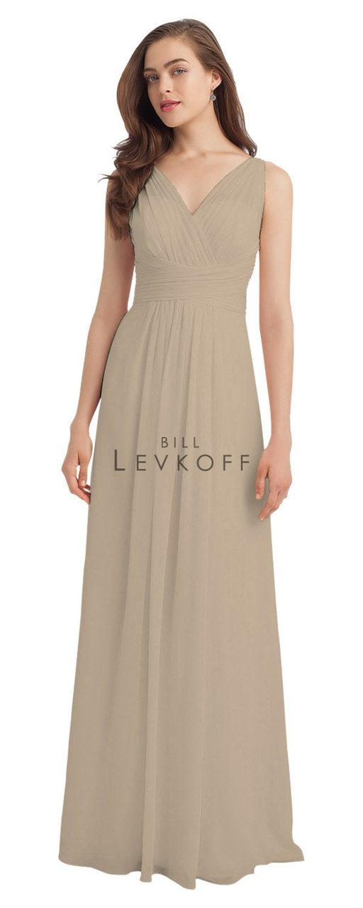 a22c9d3cb6 Bill Levkoff Bridesmaid Dress Style 1115 - Chiffon
