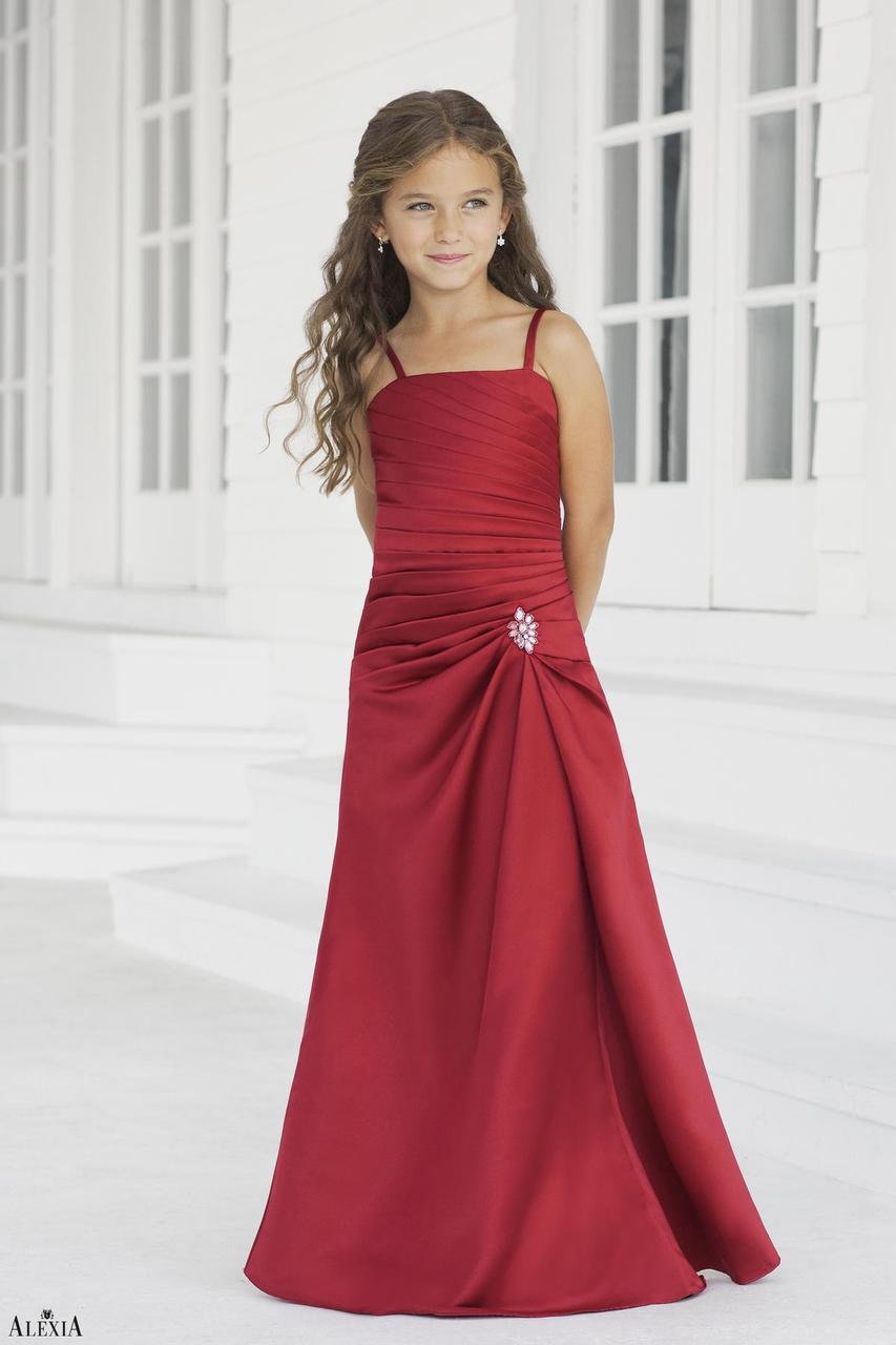 f5cd367316db Alexia Designs Junior Bridesmaids Style 38| Junior Bridesmaids Dresses