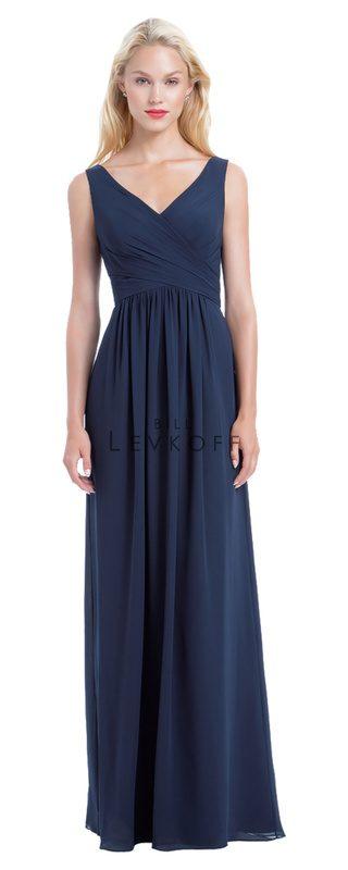 54ca5fbef8 Designer Bill Levkoff Bridesmaid Dress Style 1162 - Chiffon Dress