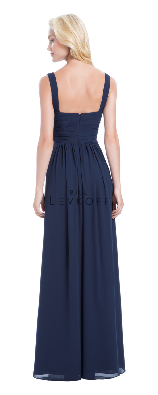 a9c3572ec2b4f Designer Bill Levkoff Bridesmaid Dress Style 1162 - Chiffon Dress