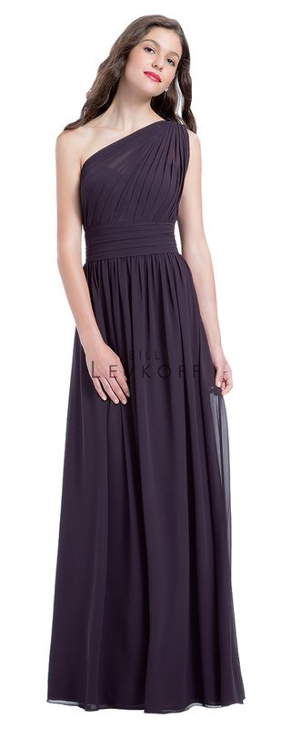 c58b0fbe10cd7 Designer Bill Levkoff Bridesmaid Dress Style 1164 - Chiffon Dress