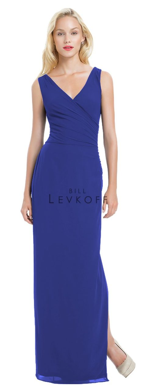 31fe872c8eb Designer Bill Levkoff Bridesmaid Dress Style 1179 - Chiffon Dress