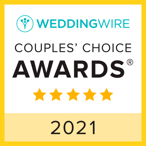 ​2021 WeddingWire Couples' Choice Awards®  Bella Mera Bridal Boutique Named Winner in 2021