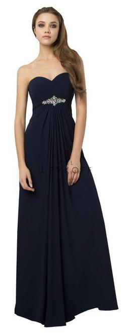 debb656ae9 Designer Bill Levkoff Bridesmaid Dress Style 779 - Chiffon Dress