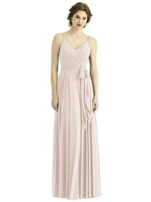 122545ca17db2 After Six Bridesmaid style 1511 - Lux Chiffon - Curated By Wedding Chicks