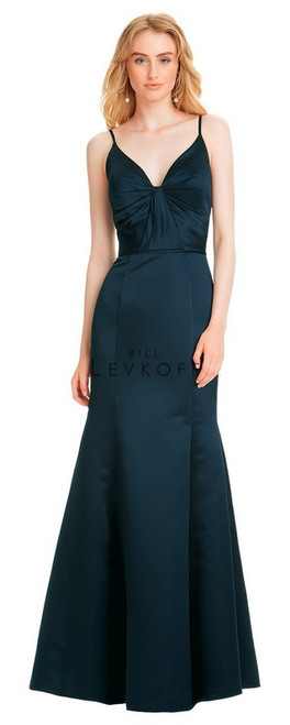 c103b86dfa3 Designer Bill Levkoff Bridesmaid Dress Style 1558 - European Satin