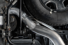 "4"" Cat Back 2014-2020 Dodge Ram 2500/3500 6.4L, Single Exhaust System,  PRO Series"