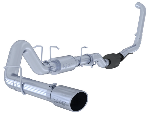 MBRP S6108409 T409 Stainless Steel Single Side Exit Cat Back Exhaust System