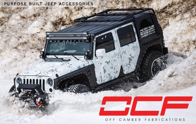 MBRP Jeep Accessories