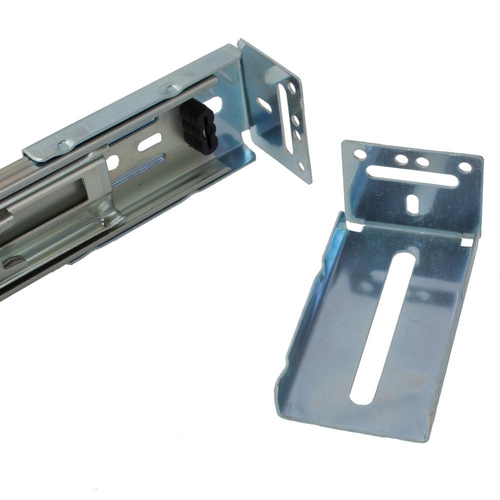 Face Frame Rear-Mounting Socket Brackets - SK-70 (1 pair)