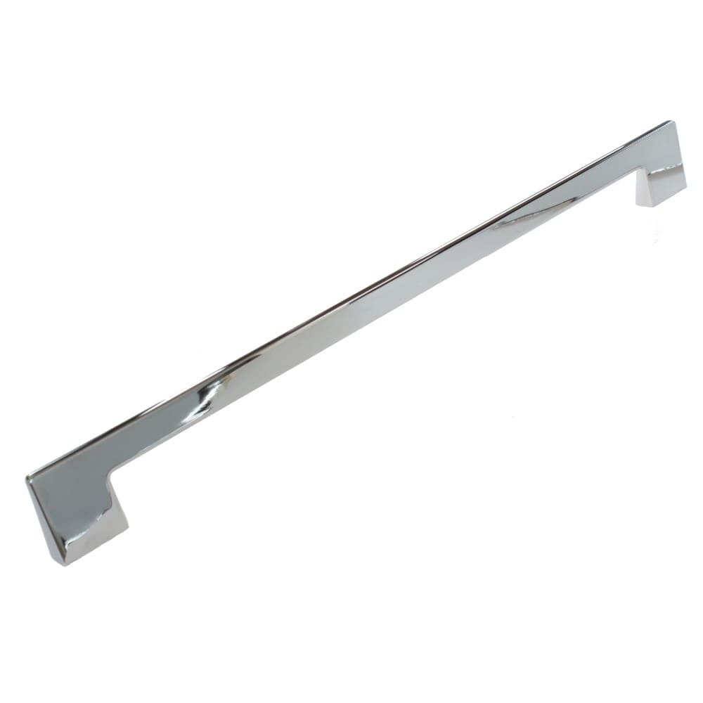 11 3 8 Inch Center To Center Thin Modern Bar Pull Cabinet Hardware Handle 21414 288 Gliderite Hardware