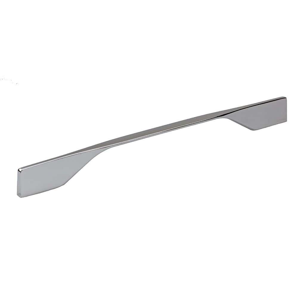 Slim Italian Contemporary 11 3 8 12 Inch Center To Center Cabinet Pull 233841 Pc Gliderite Hardware