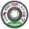 """4-1/2"""" EXV™ Maxidisc™ For Grinding, Blending and Finishing on a wide range of metal and stainless steel applications. 100% Satisfaction Guarantee on all Pearl Products."""