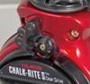 Tajima Chalk-Rite® II Extra Bold Red Chalk Box CR201R-PR