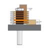 CMT Professional Finger Joint Router Bit