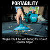 Makita 18V LXT® Compact Hand-Held Canister Vac Kit