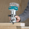 Makita 18V LXT® Li‑Ion Compact Brushless Cordless Router, Tool Only