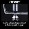 Makita 18V LXT® Li‑Ion Cordless 16 Gauge Nibbler, Tool Only