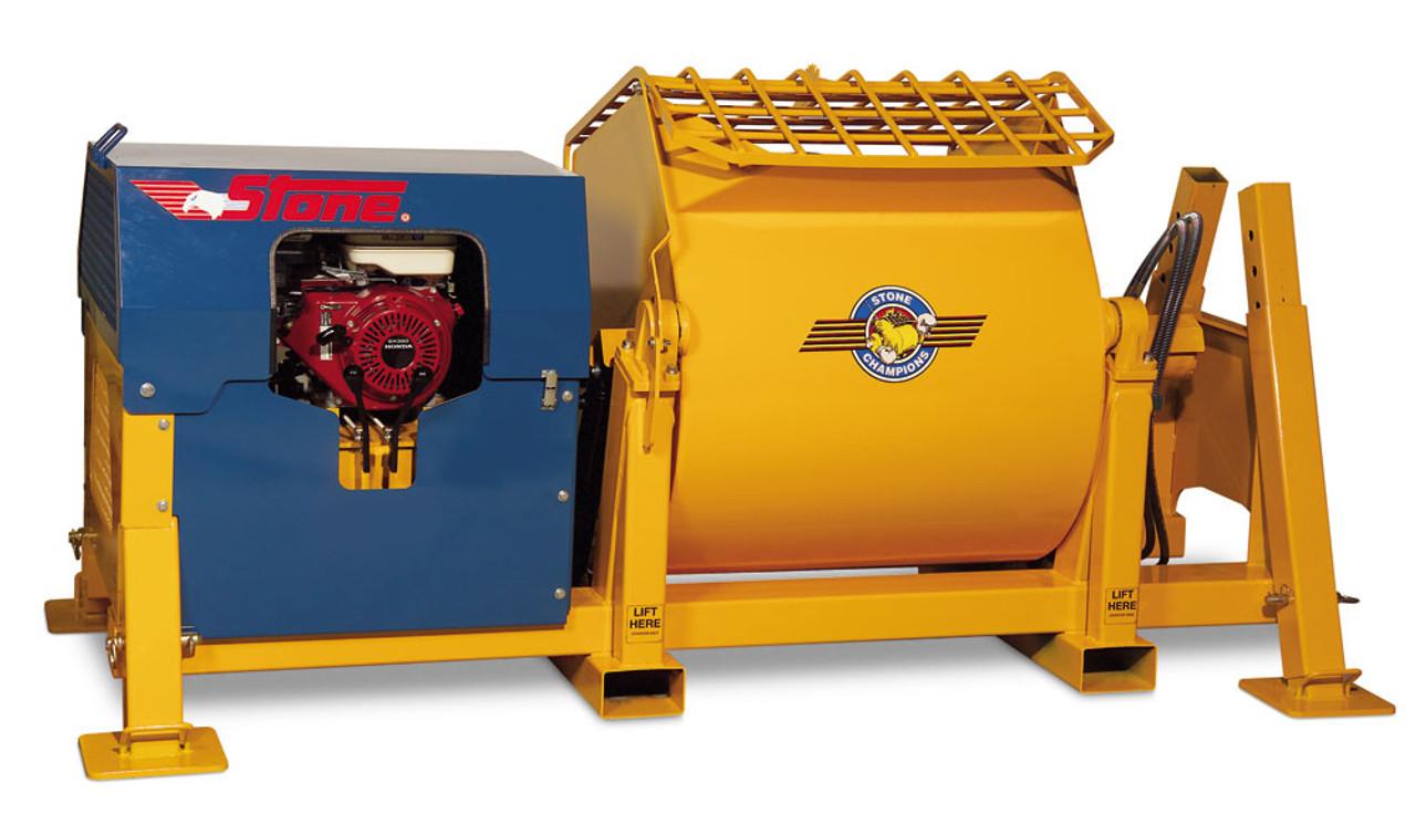 Honda Engines GX390 Series Horizontal Shaft Reduction Engine 390 ccm, 3  14/16 x 1, 6 to 1 Reduction GX390UTIHA2