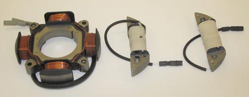 Honda GX340- Multiple charging coil options